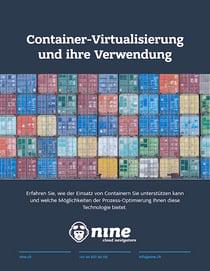 Whitepaper Container-Virtualisierung und ihre Verwendung