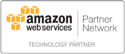 nine logo amazon AWS technology partner network