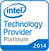 nine Logo Intel Technology Platinum Provider