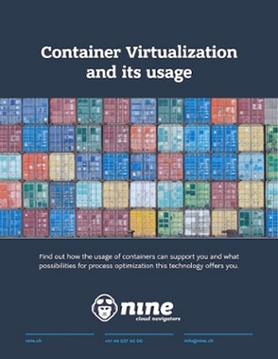 Container Virtualization at nine