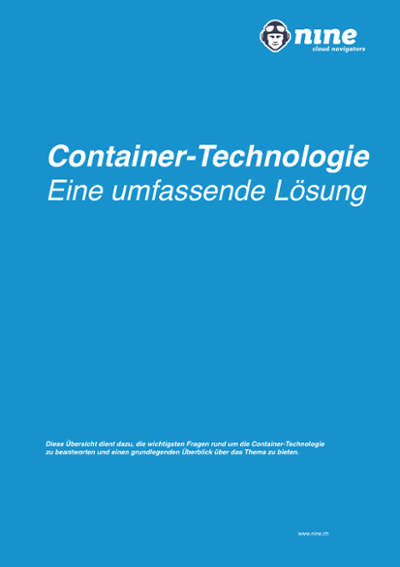 nine Whitepaper: Container-Technologie