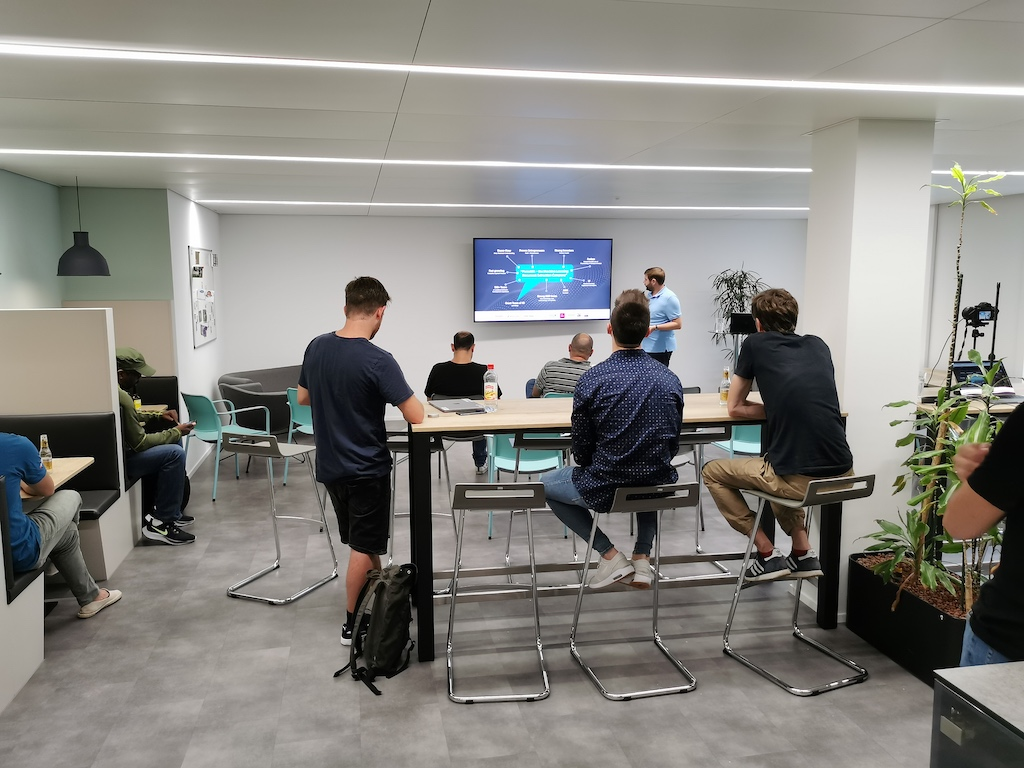 Review of our Google Cloud Zürich Meetup #5