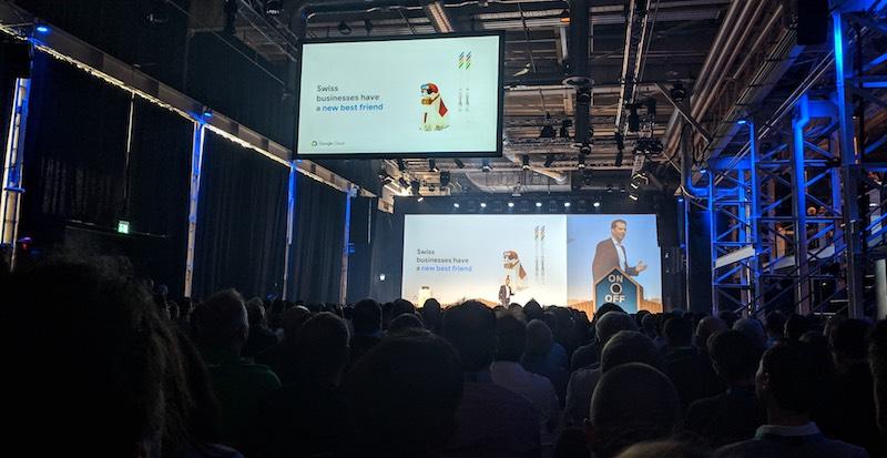 #CloudForSwitzerland - Die Region Celebration von Google in Kürze