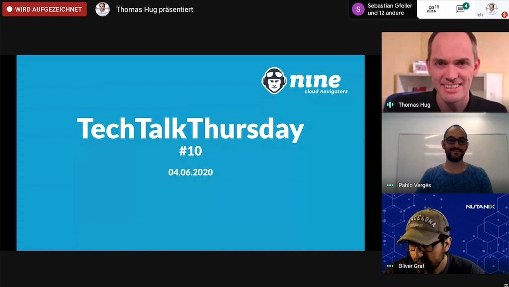 Looking Back on our TechTalkThursday #10